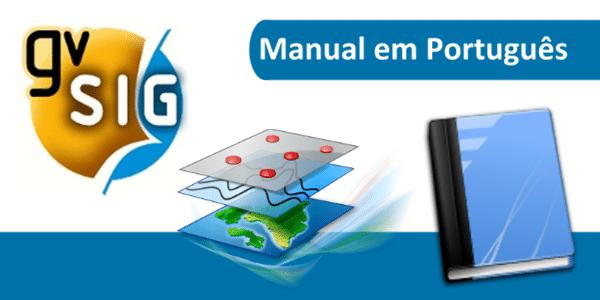 Manual de gvSIG Desktop em Português