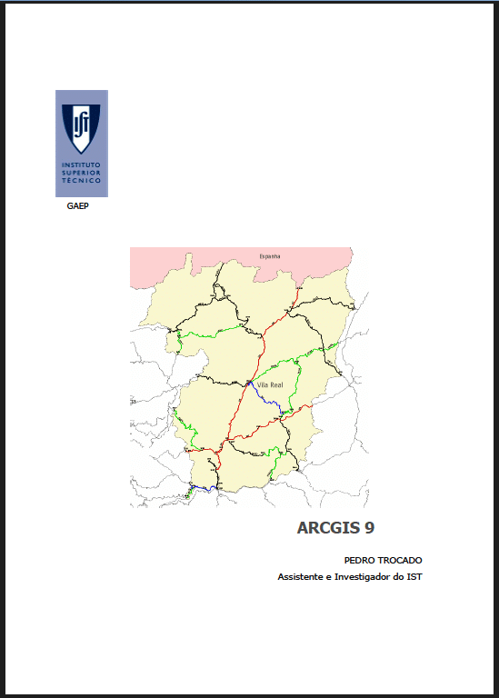 Download: Manual do ArcGIS do Instituto Superior Técnico de Portugal
