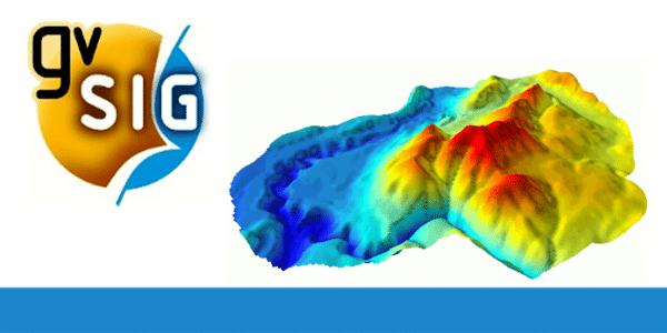 Manual sobre gvSIG no Manejo de Modelos Digitais do Terreno