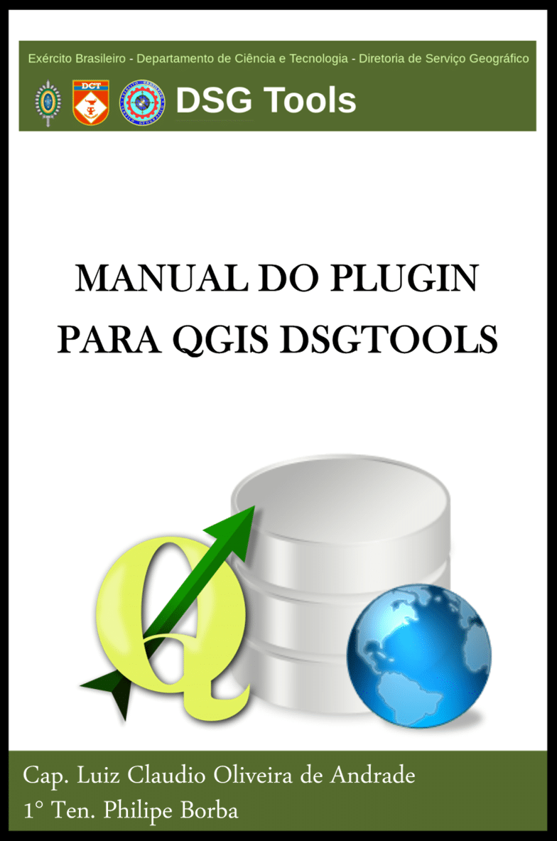 Manual do Plugin DSGTools do QGIS
