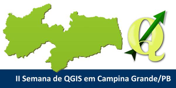Matrículas Abertas: Curso de QGIS em Campina Grande/PB