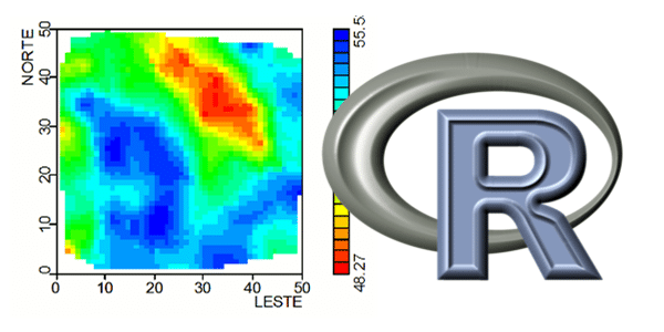 Sistema R: Análise Geoestatística de Dados Meteorológicos