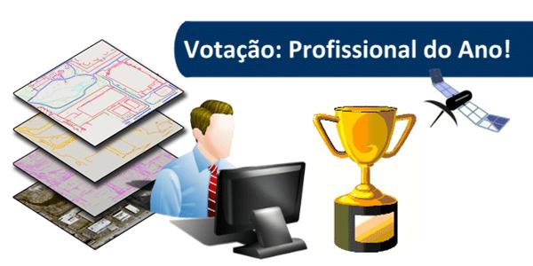 Estamos no TOP 10 dos Melhores Profissionais de Geotecnologias do Brasil!
