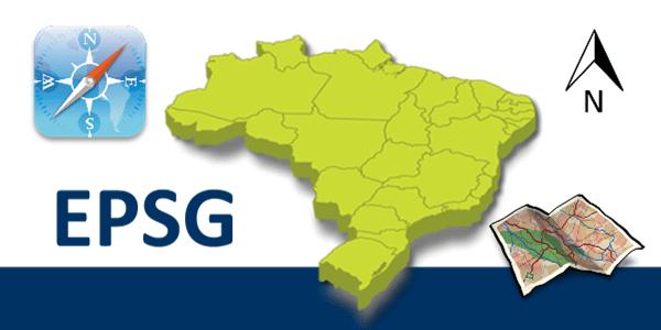 Download: Lista dos Códigos EPSG mais Usados no Brasil