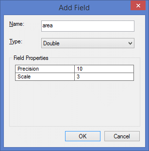 Add Field: ArcGIS