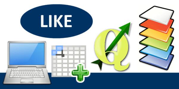 [Vídeo] Introdução ao Uso do Operador LIKE no QGIS