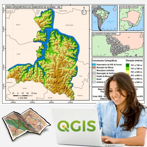 Curso de Produção de Mapas com QGIS