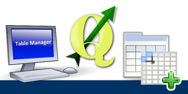 QGIS: Como usar o Plugin Table Manager