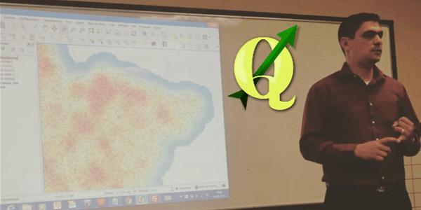 Webinar: Os 5 Passos para se Tornar Independente na Produção de Mapas com o Software QGIS
