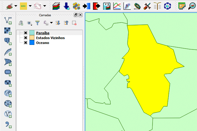 Entenda o Formato Shapefile