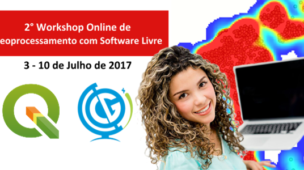 2° Workshop de Geoprocessamento com Software Livre