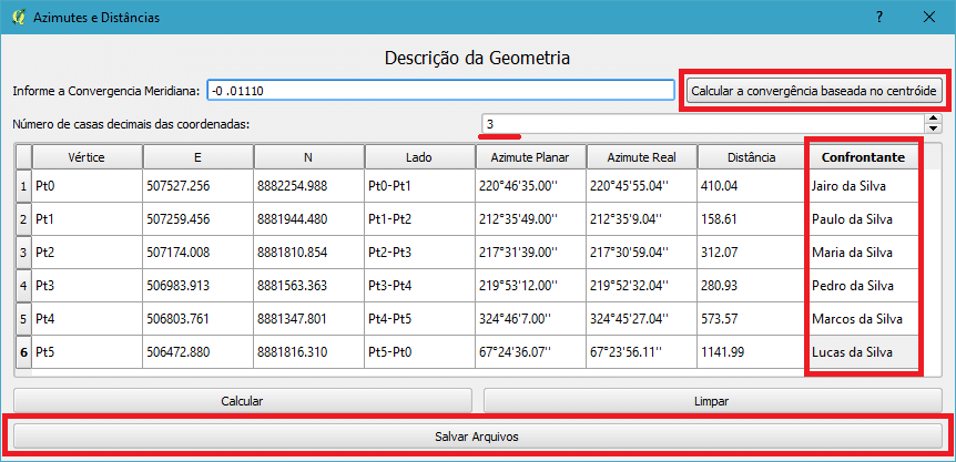Tutorial: Aprenda como gerar Memorial Descritivo usando o QGIS
