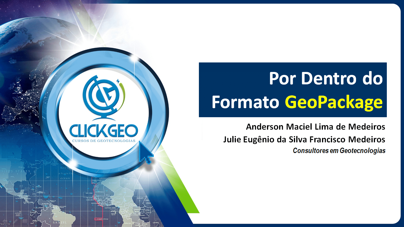 Raio-X: Por Dentro do Formato GeoPackage