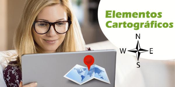 Quais são os Principais Elementos Cartográficos para um Mapa?