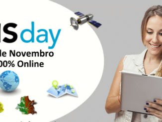 Participe do GISday 2018 da ClickGeo