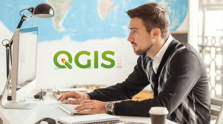 Curso Online de Produção de Mapas e Geoprocessamento com Práticas no QGIS