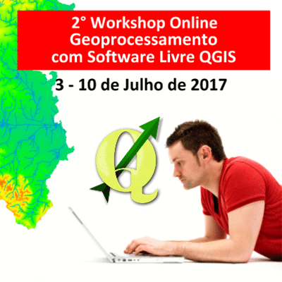 2° Workshop de Geoprocessamento com Softwares Livres